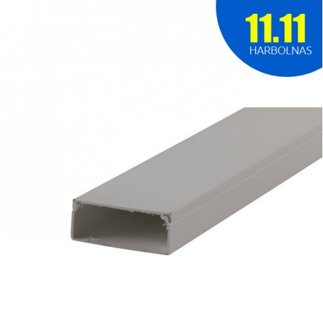 Klemsan Cable Duct 40x40mm Abu