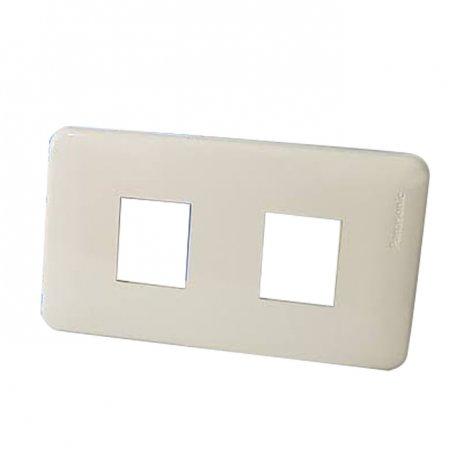 PANASONIC Frame Saklar Seri Wnj6802