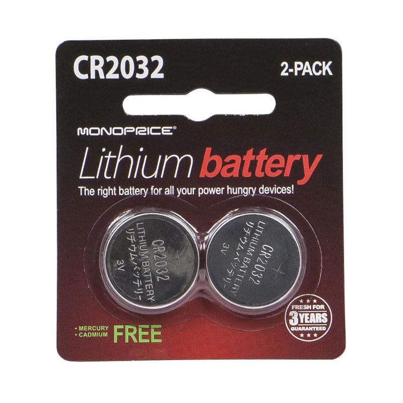 BATTERY LITHIUM CR20...