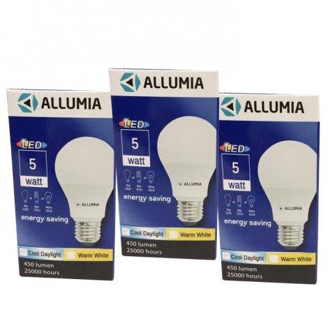 Lampu Led ALUMIA 7W CDL - 3 Pcs