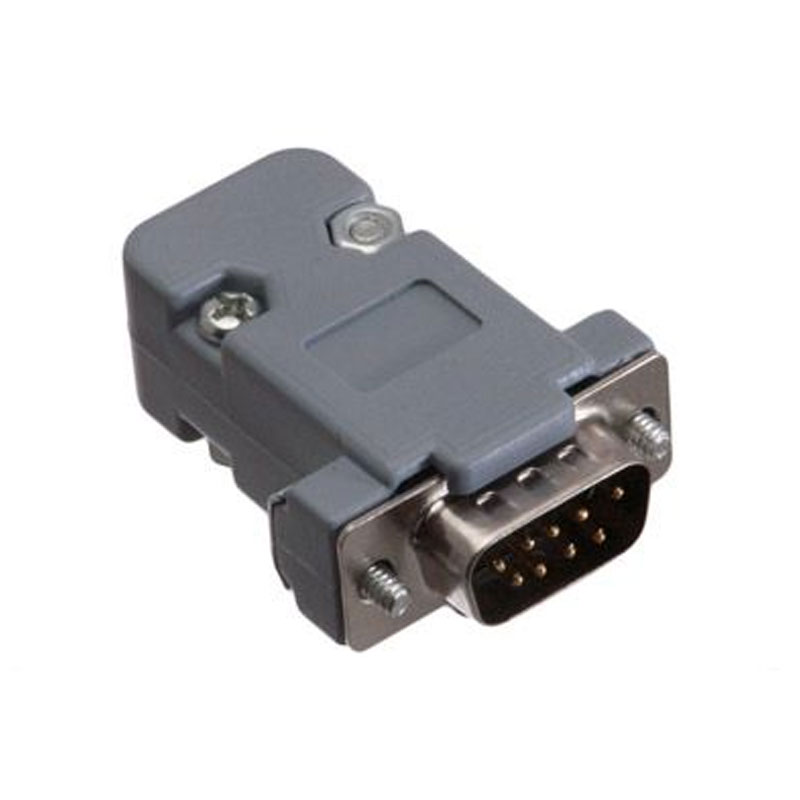 CONNECTOR DB9 MALE