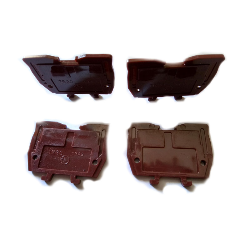 END PLATE TR30 FORT