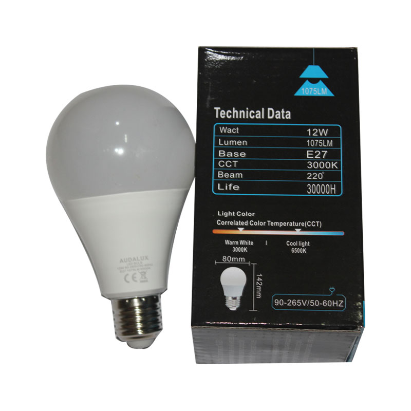 AUDALUX LAMPU LED 12...