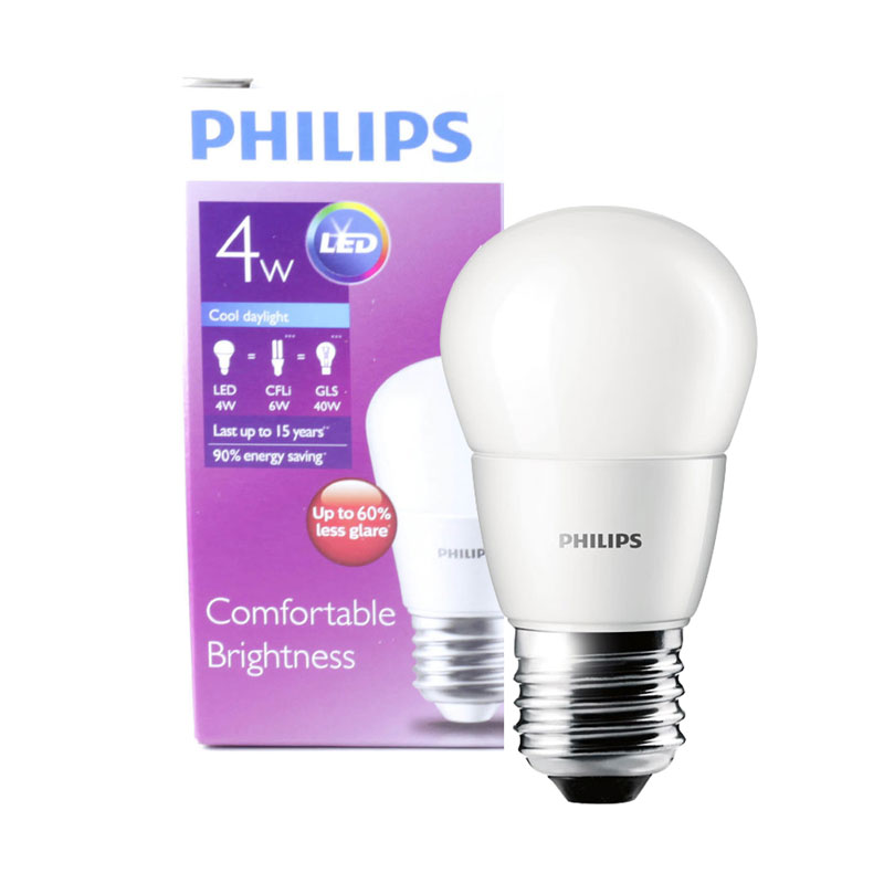 PHILIPS LAMPU LED 4W DAYL...