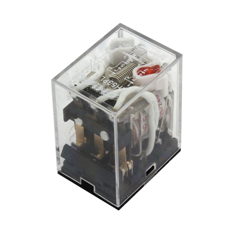 OMRON RELAY LY4 6 VD...