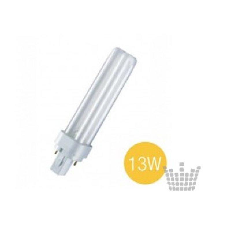 Lampu DULUX D - 13 W...