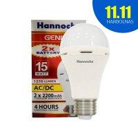 Hannochs Lampu LED Genius...
