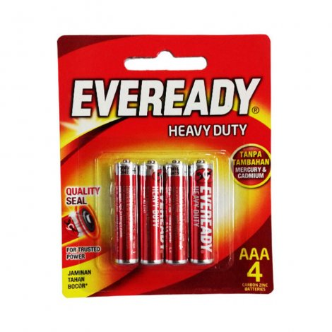 BATTERY AAA 1012 BP4 EVEREADY