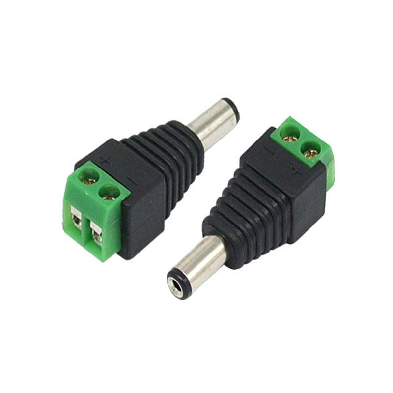 CONNECTOR CCTV MALE