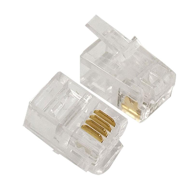 CONNECTOR RJ-11