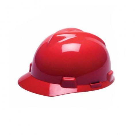 HELM SAFETY RED LKL-1038
