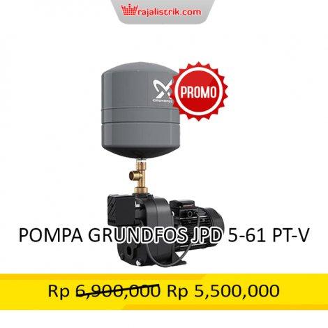 POMPA GRUNDFOS JPD 5-61 PT-V NEW - PROMO!