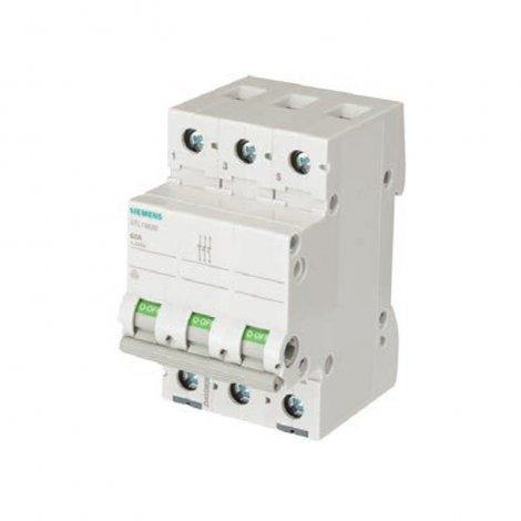 SIEMENS MCB 6KA 5SL6-320-7CC 3P 20A