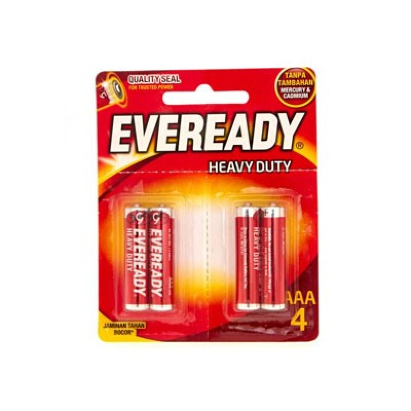 BATTERY EVEREADY AAA