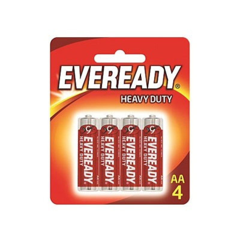 BATTERY EVEREADY AA