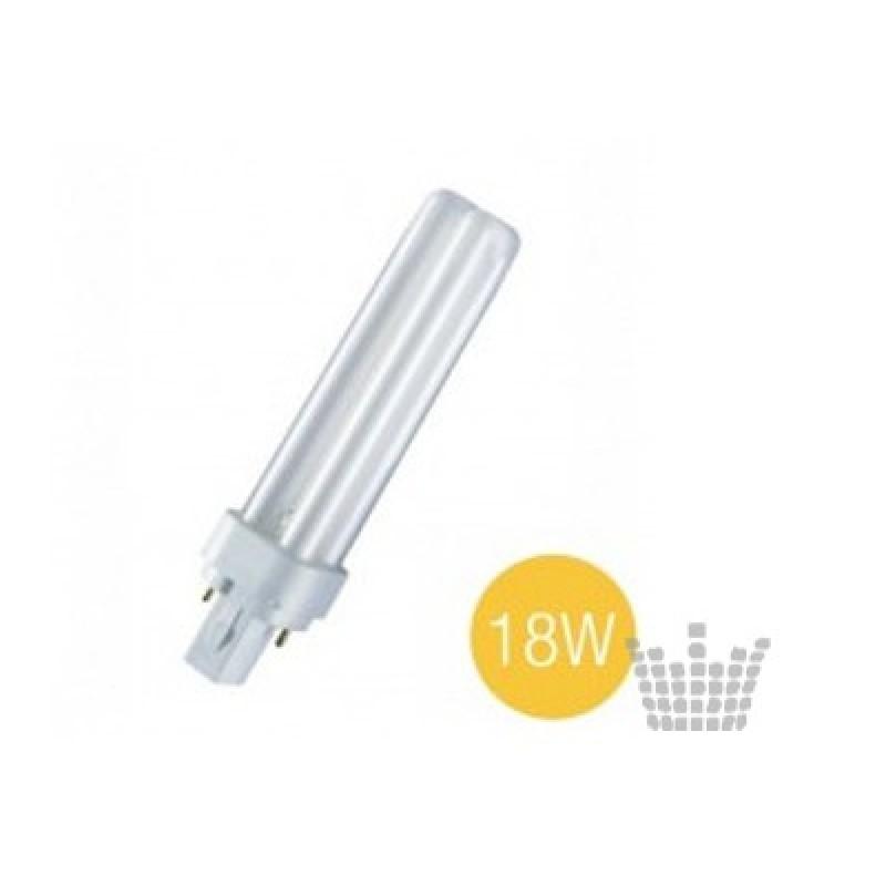 Lampu DULUX D - 18 W...