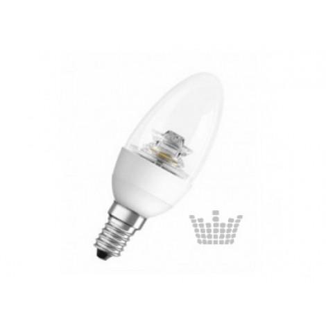 Lampu Bohlam LED Lilin Star Classic B - 4 Watt CLEAR (pengganti