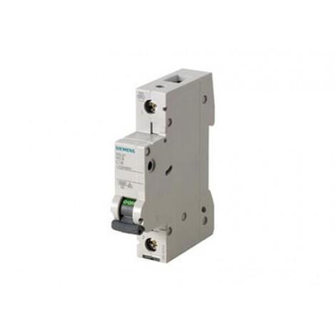 Siemens MCB 20A, 1P, 6KA 5SL6120-7CC