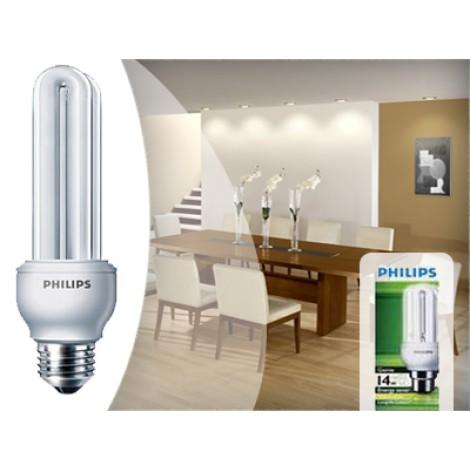 Philips Essential 14W Cool Daylight E27 220-240V