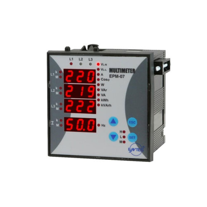 Entes Multimeter EPM...