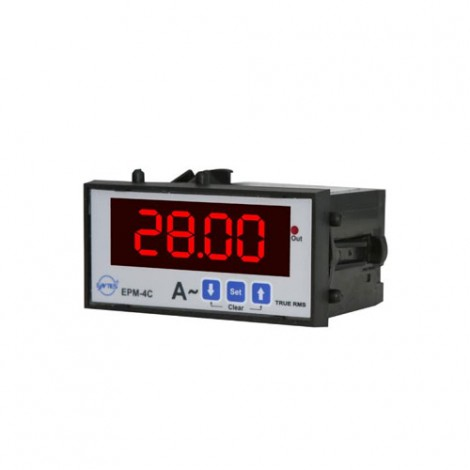 Entes Ammeter With Output Contact EPM4C48