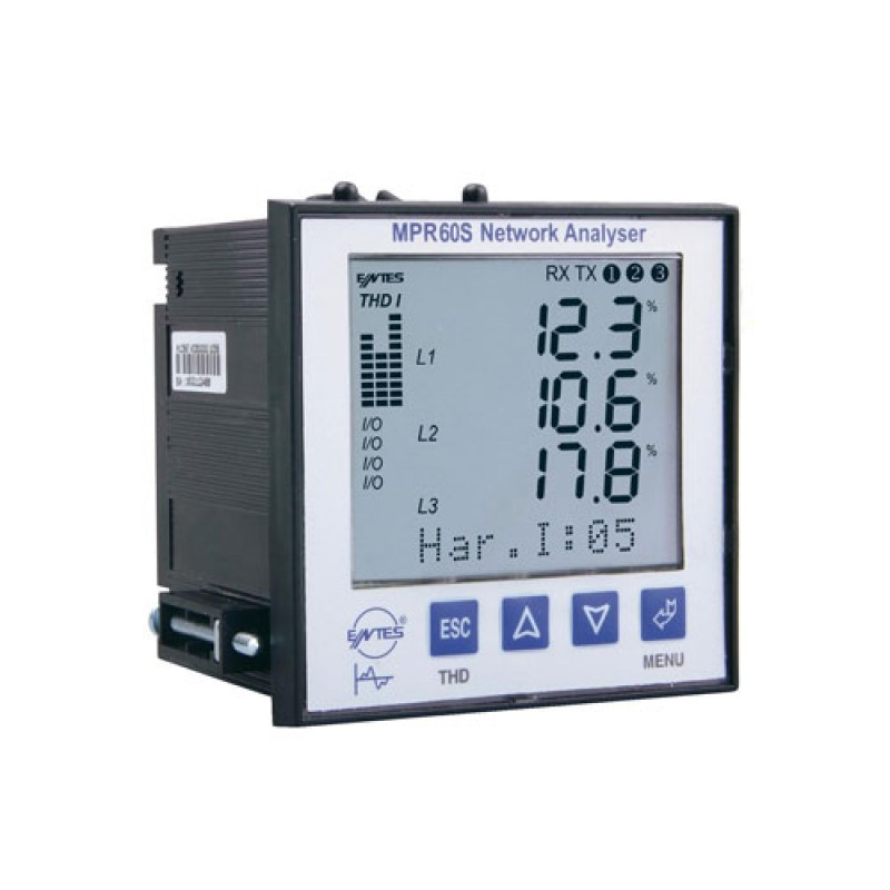 Entes LCD Analyser +...