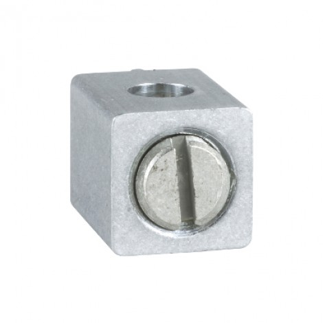 Schneider Cable lug 50 A , untuk kabel 1.5 - 16 mm2 EZALUG0503