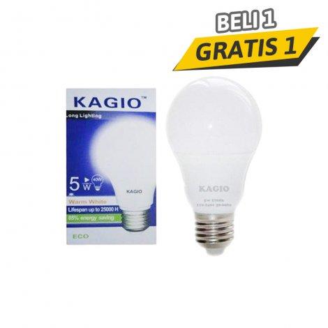 KAGIO LED BULB 5 WATT